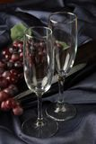 Red wine still life Stock Photography