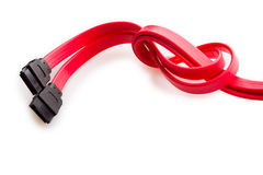 Red wire Stock Images