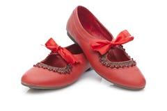 Womans shoes Stock Photo
