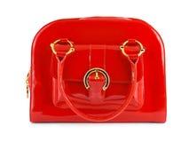 Red women bag Stock Photos
