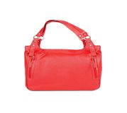 Red women bag Stock Photography