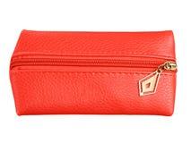 Red women bag Royalty Free Stock Photo