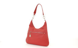 Red Women bag Stock Images