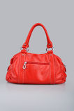 Red Women Hand Bag Royalty Free Stock Photo