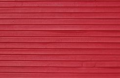 Red wood background Stock Photos