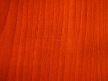 Red wood background Stock Image
