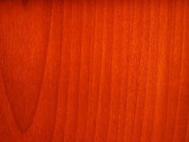Red wood background Stock Photography