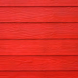 Red wood background Royalty Free Stock Image