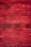 Red wood background. Tables and nails Royalty Free Stock Photography