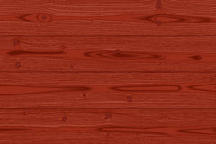 Red wood background Stock Images