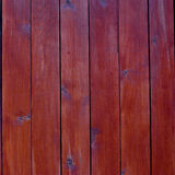 Red wood board background or texture Royalty Free Stock Photography