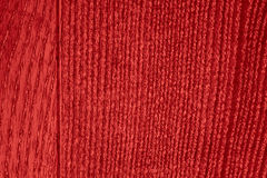 Red wood grain texture. Wood grain texture or oak plank red background with margin Stock Image