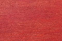Red wood panels used as background Royalty Free Stock Photo