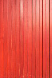 Red wood plank wall texture background Stock Photography