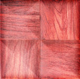 Red wood plywood texture background Stock Image