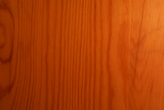 Red Wood Texture. A piece of red wood showing the grain Royalty Free Stock Images
