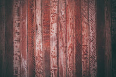 Red wood texture in vintage style. Red wooden abstract background. Abstract texture and background for designers. Closeup view of. Red vintage wood. Red wood Royalty Free Stock Photo