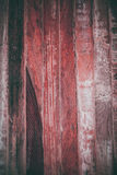 Red wood texture in vintage style. Red wooden abstract background. Abstract texture and background for designers. Closeup view of. Red vintage wood. Red wood Royalty Free Stock Images