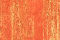 Red wood wall Stock Images
