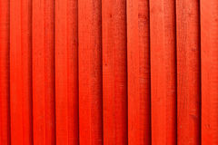 Red wood wall Royalty Free Stock Photos