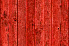 Red Wooden Background Stock Images