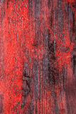 Red wooden background Royalty Free Stock Images