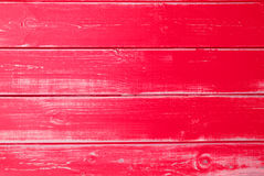 Red Wooden Background, Copy Space Royalty Free Stock Photo