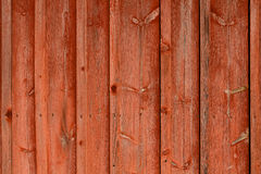 Red wooden Background Royalty Free Stock Image