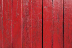 Red wooden boards background Royalty Free Stock Photos