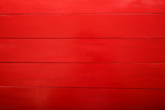 Red Wooden Boards Royalty Free Stock Photos