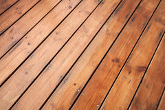 Red wooden floor background photo texture Royalty Free Stock Image