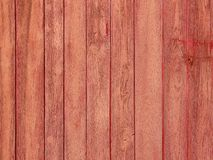Red wooden texture. Red wooden board texture, close-up Royalty Free Stock Images