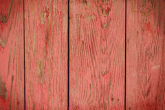 Red wooden texture Royalty Free Stock Images