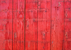 Red wooden texture Royalty Free Stock Photo
