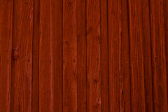 Red wooden wall background Royalty Free Stock Image