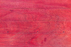 Red wooden wall texture Royalty Free Stock Photos