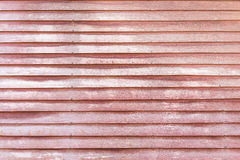 Red wooden wallpaper Stock Photo