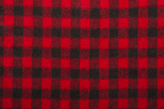 Red wool fabric texture Royalty Free Stock Photos
