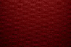 Red woven texture Royalty Free Stock Image