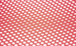 Red wraping paper background Stock Photo
