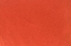 Red wrapping paper Royalty Free Stock Image