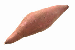 Red yam Royalty Free Stock Photos