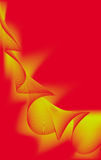 Red and yellow Stock Image