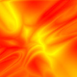 Red Yellow Abstract Background Stock Image