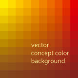 Red and yellow abstract concept geometry background. With squire shapes. color gradient vector illustration for background, wallpaper, covers, flayer backdrop royalty free illustration