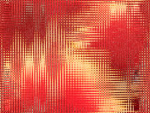 Red and yellow abstract texture Royalty Free Stock Photos