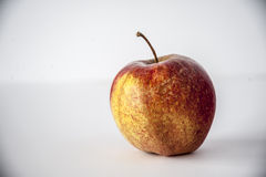Red Yellow Apple Stock Photography