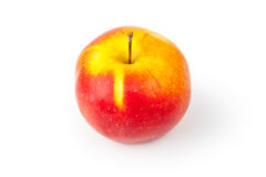 Red and yellow apple Royalty Free Stock Photography