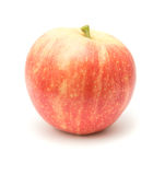 Red and yellow apples  Stock Images