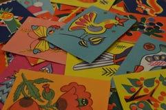 Red, Yellow, Art, Modern Art royalty free stock photos